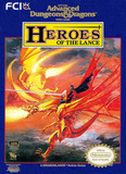 Advanced Dungeons & Dragons: Heroes of the Lance (Nintendo Entertainment System)